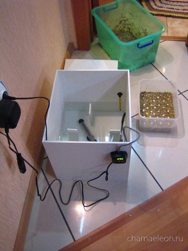 Рукодельный инкубатор